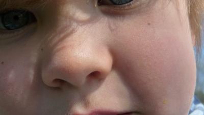 A super-cute closeup