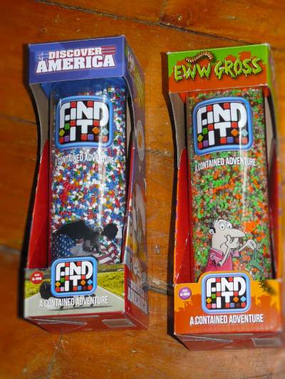 Fnd IT-Discover America-and Find IT Eww Gross Games