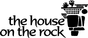 House On The Rock black logo