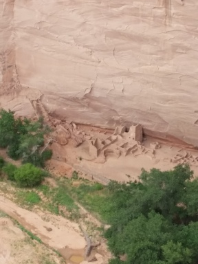 Canyon De Chelly Ruins