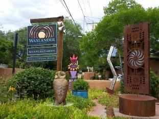 New-Mexico-USA- Navajo shops