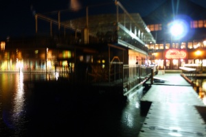 The night before our ride on the Breezy Belle, I made a late stop off the Dockside for some photos. A creative nigh time view of the Breezy Belle at Breezy Point Resort, MN