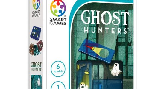 SmartGames USA Ghost Hunters Travel Game
