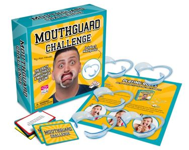Mouthguard Challenge by Identity Games