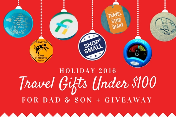 Enter Our 2016 Holiday Travel Gift Guide Giveaway
