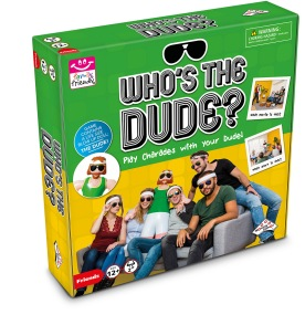 Who's The Dude by Identity Games Who's The Dude By Identity Games Identity Games has done it again with Who's The Dude a charades style creative 🎉 party game (release planned for May '17) which guarantees fun for ages 16+. Ages 16+ • $24.99