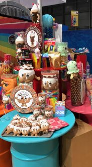 Whiffer Sniffers at Toy Fair NY 2017