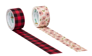 Click here to enter our giveaway for your chance to win 4 rolls of either of these Duct Tape rolls