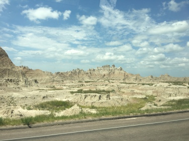 The Badlands South Dakota