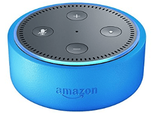 Echo Dot Kids Edition, a smart speaker with Alexa for kids
