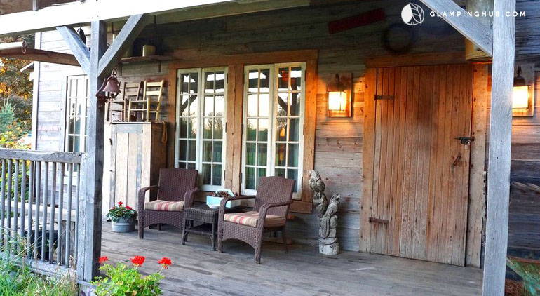 Charming Cabin near Cedar Point Amusement Park-01