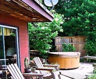 Riverfront Cabin with Private Hot Tub-Saugatuck-Michigan1