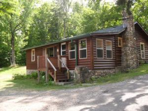 Cabin rental in northern WI