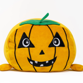 Vincent the pumpkin from the Moosh-Moosh Spooky Series