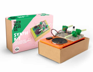 Synth Kit from Tech Will Save Us
