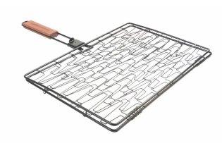 Charcoal Companion-Non-Stick Rectangle Flexi Basket