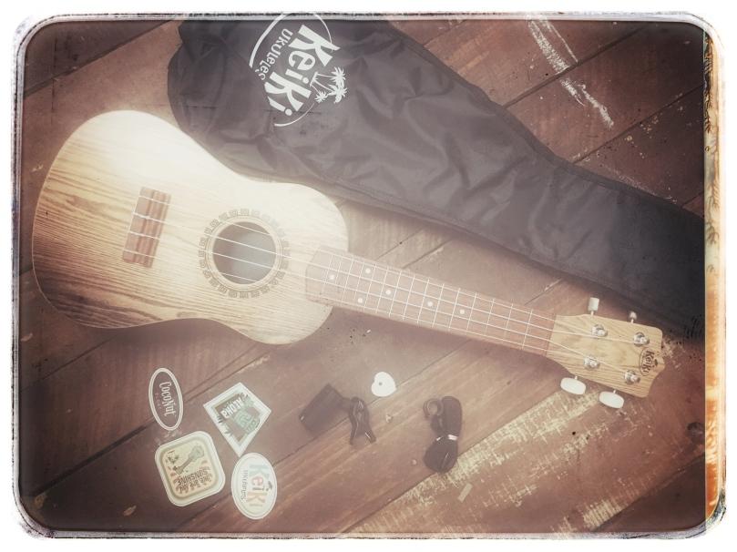 KeiKi Music Ukulele