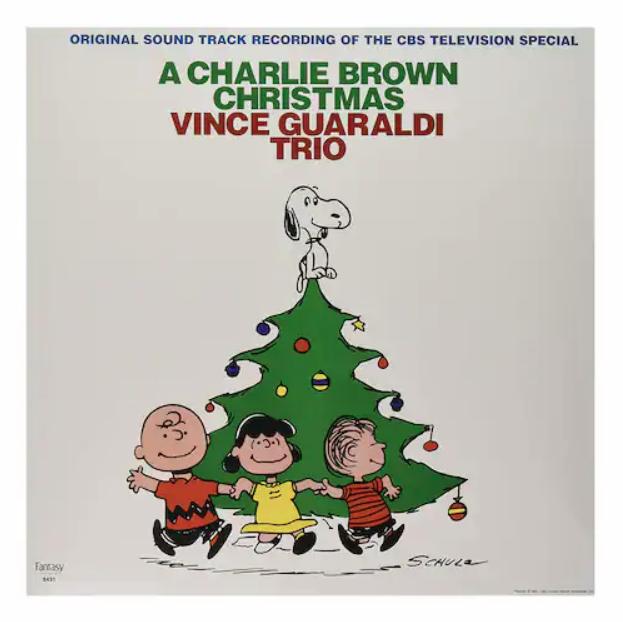 Charlie Brown Christmas Record