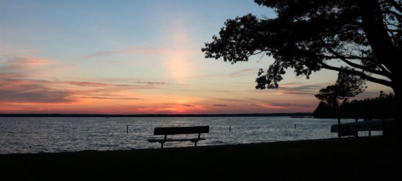 Lake Mitchell, Cadillac, Michigan