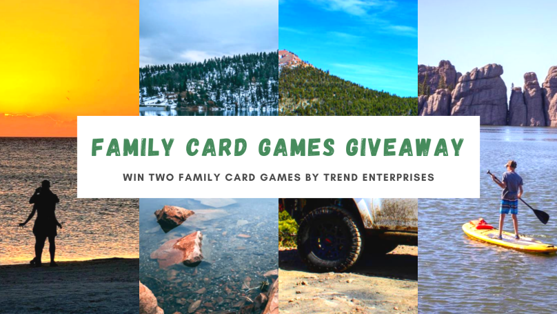 Top 10 USA travel destinations to visit in 2021 + TREND Enterprises family card games Giveaway