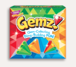 Gemz family card game by TREND Enterprises