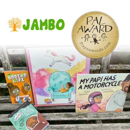 Jambo Book Club subscription