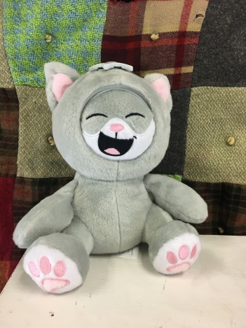 Whatsitsface emotional plush pal